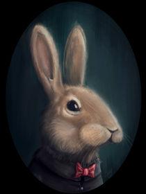Mr.Rabbit von Renato Klieger Gennari