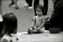 Cambodia girl by stefania