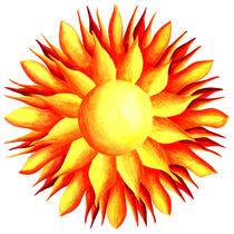 Bowling for Sunshine Mandala von themandalalady