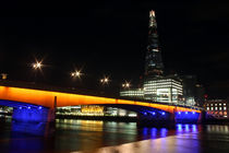 London Bridge and Shard by Dan Davidson