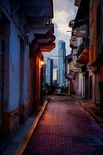 Panama nigth 1 von tapinambur