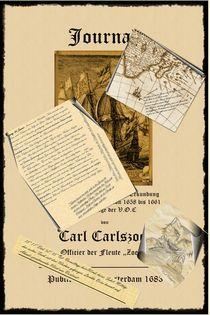 Carlszoons Journal von Wolfgang Schwerdt