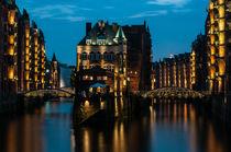 Hamburg Speicherstadt II Wasserschloss von elbvue von elbvue