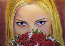 Duft der Rosen von Lidija Kämpf