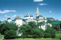 Trinity Lavra of St. Sergius Russia von Roman Popov