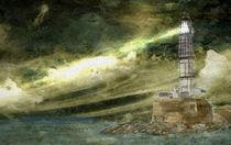 Lighthouse Chania Kreta von Marie Luise Strohmenger