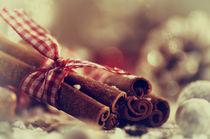 Cinnamon Sticks by Tanja Riedel