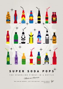 My SUPER SODA POPS Univers by chungkong