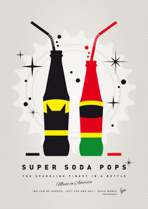 My SUPER SODA POPS Batman and robin by chungkong