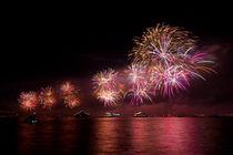 Fireworks by Evren Kalinbacak