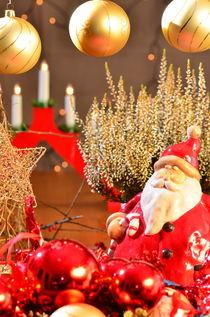 Santa Claus, Christmas decoration by 7horses