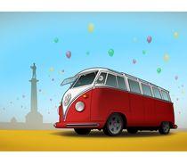 VW Samba von maestral
