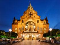 Nürnberg Opernhaus (Opera) Nuremberg von Norbert Probst