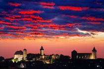 Alte Kaiserburg Nürnberg, Nuremberg Castle von Norbert Probst