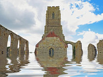 St Andrews Covehithe Floodfilter by Bill Simpson