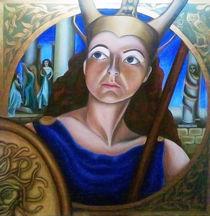 Athena by Sasha Metallinou-Chaitow