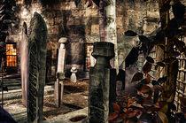 Islamischer Friedhof 1 by Horst Gömmel