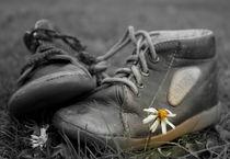 Die ersten Schuhe - The first shoes von Johanna Leithäuser