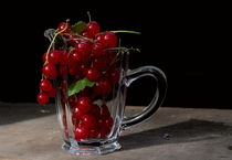 Johannisbeeren - Red currants by Johanna Leithäuser