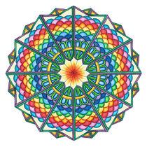 Essence of Being Mandala #1 by themandalalady
