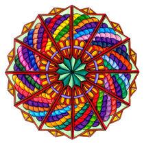 Essence of Being Mandala #2 von themandalalady