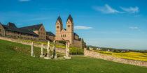 Abtei St. Hildegard (2:1) von Erhard Hess