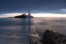 St Marys Lighthouse by David Pringle