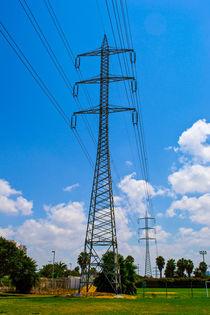 Metal power lines von slavamalai