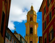 Duomo, Rapallo by Benoît Charon