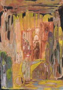 Evangelium / The Gospel von Claudia Juliette Dittrich