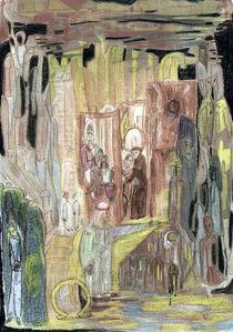 Evangelium / Variation / The Gospel von Claudia Juliette Dittrich