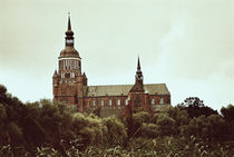 St. Marien Kirche Stralsund by Henning Hollmann