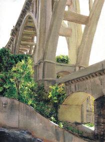 Arroyo Seco Bridge 2013 by Randy Sprout