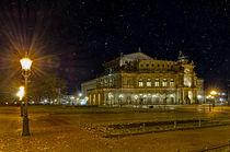 Dresden Semper Opera von ullrichg
