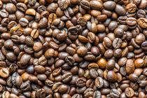 Kaffee Hintergrund by Tatjana Walter