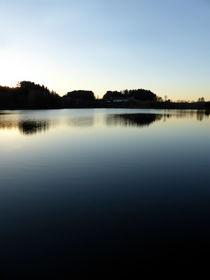 Sonnenuntergang am See | Landschaftsfotografie von Patrick Jobst