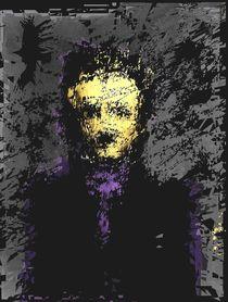 Edgar Allan Poe by brett66