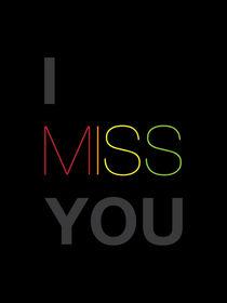 Miss you von Tiago Augusto