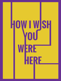 Wish You Were Here by Tiago Augusto