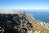 Küstenlandschaft bei Kapstadt by ralf werner froelich