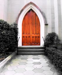 Doorway to Heaven von O.L.Sanders Photography