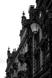 black and white  von Björn Wortmann