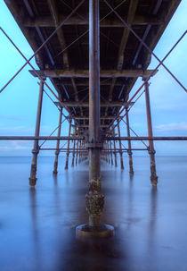 Saltburn Pier by Martin Williams
