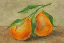 Pears by Vlatka Kelc