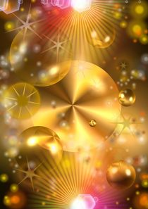 Die goldene Planete von Eva Borowski