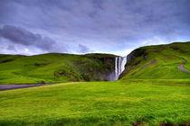 Skógafoss - Islandia (Iceland) by Víctor Bautista