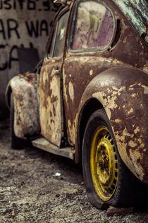 Old Rusty Bug by tapinambur