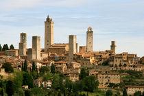 San Gimigano-Toskana by pichris