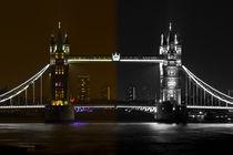 Tower Bridge von David Pyatt