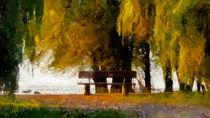 verweilen, Ruhe finden  ... by Wolfgang Pfensig